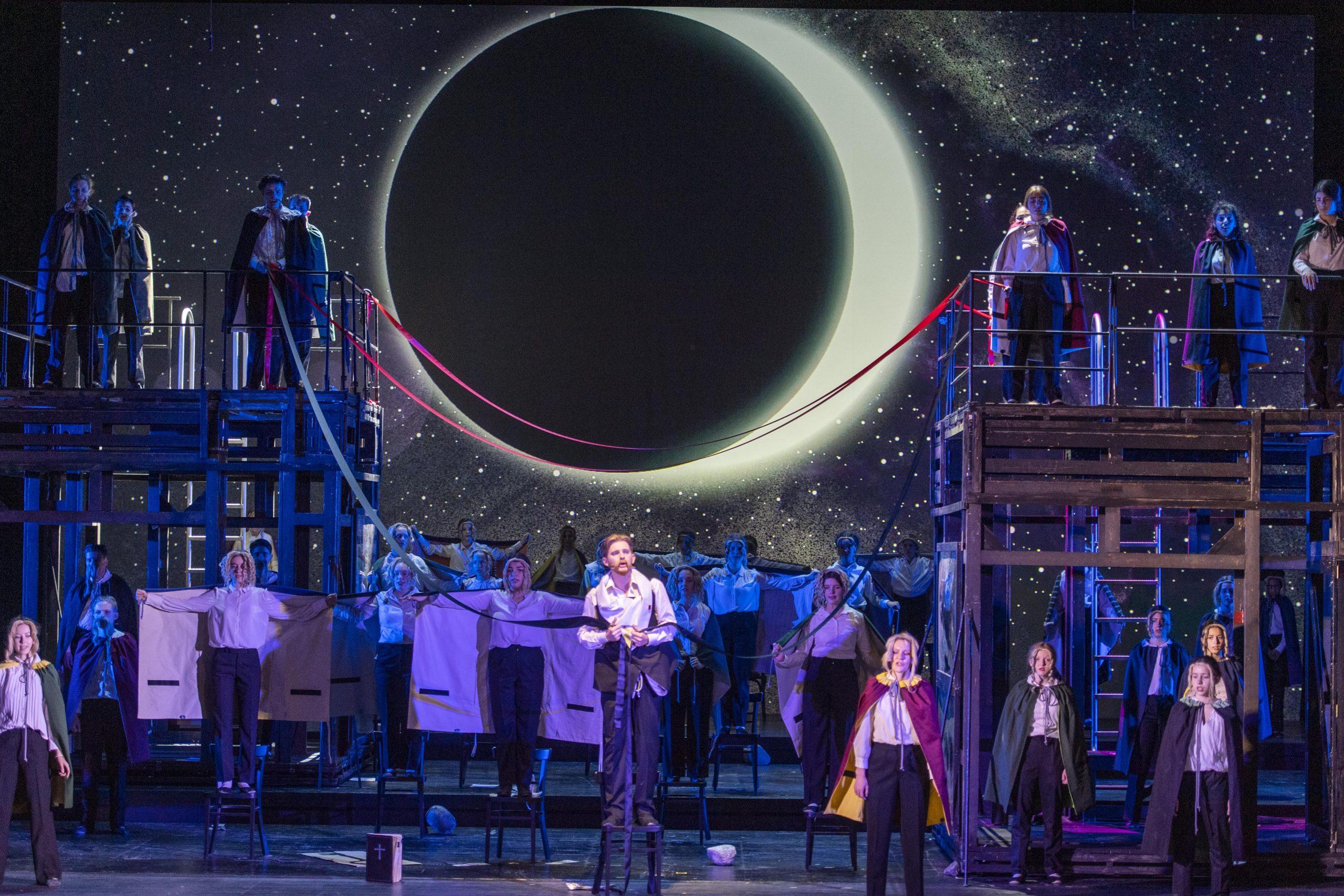 Faust. Ein musikalisches Traumspiel nach Johann Wolfgang von Goethe